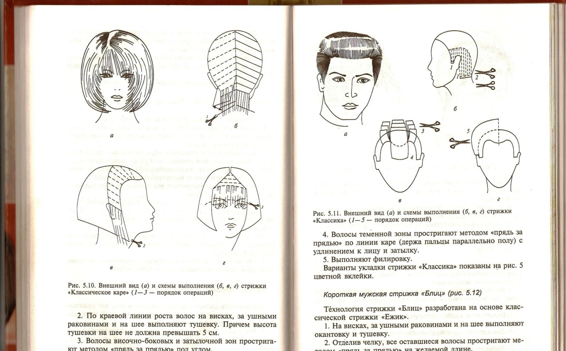 приходили слушать описание прически с картинками изюминка библиотеки