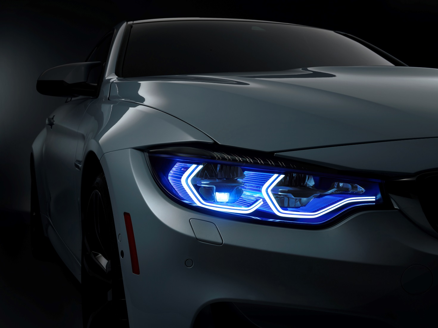 Bmw Adaptive Headlights