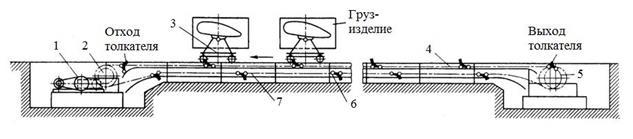 Металлоконструкция конвейера транспортер наклонной тсн 160а