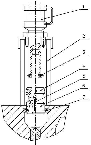 Приспособления для запрессовки седел клапанов