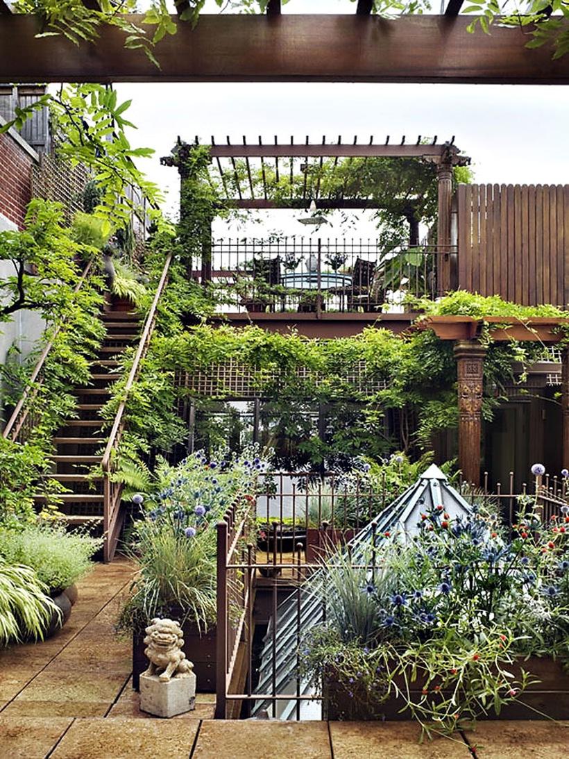 windmill mayfair roof terrace amp secret garden in central