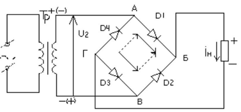Электронные ключи и простейшие формирователи импульсов