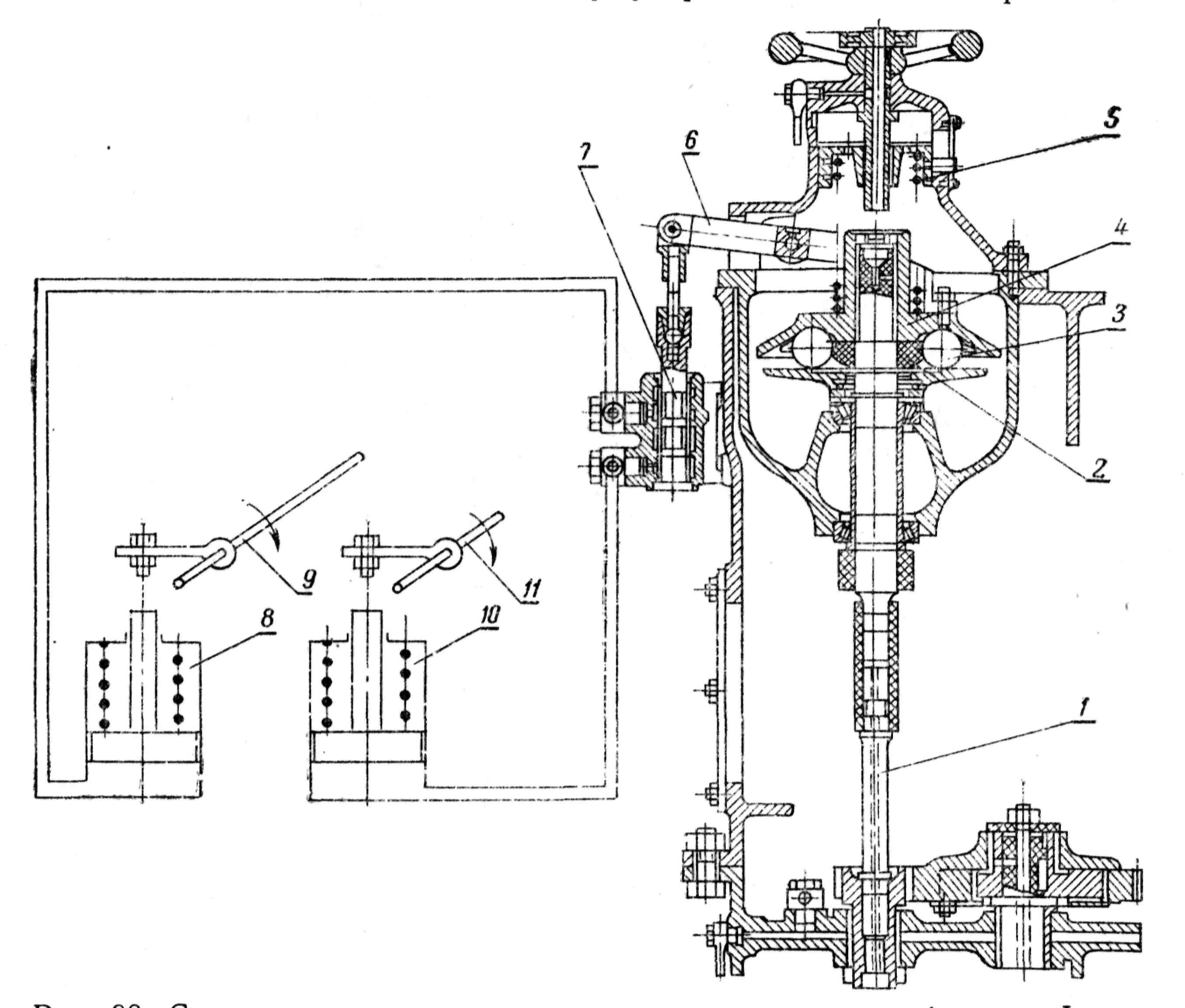 Схема регулятора частоты вращения фото 412