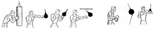 Необходимые упражнения для боксеров