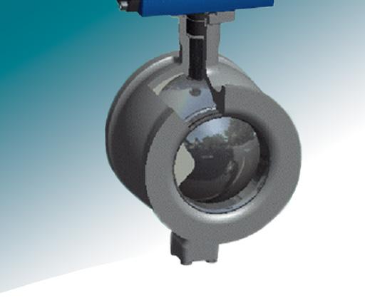 Высококачественные поворотные дисковые затворы и шаровые краны