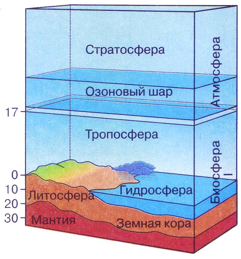 Картинки атмосферы литосфера гидросфера биосфера и атмосфера