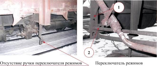 Порядок испытания тормозов на вагоне после ремонта