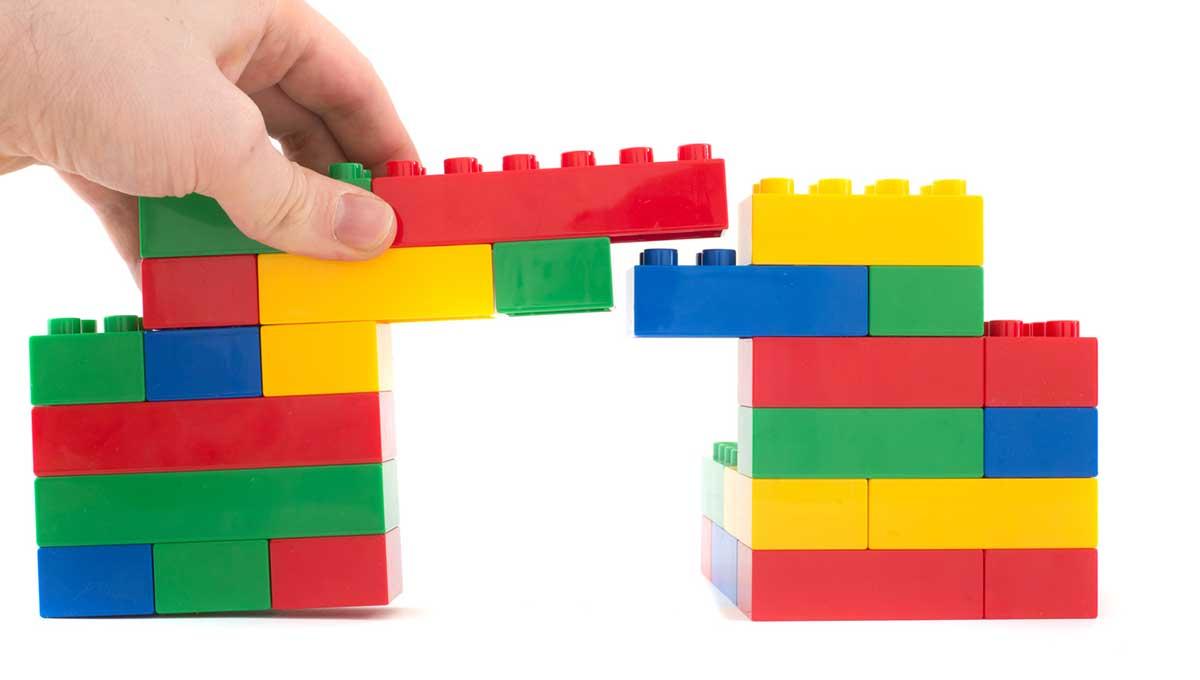 картинки из кубиков мосты подписчики