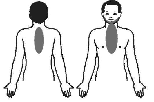 Повышается ли пульс при грудном остеохондрозе