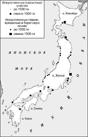 Экологические проблемы японии кратко