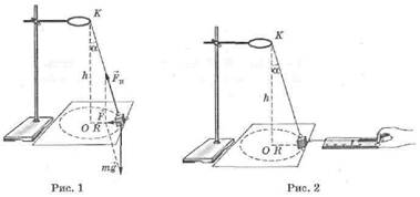 физика изучение движения тела по окружности