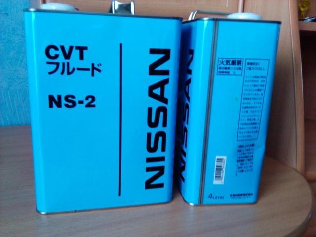 Выбираем оригинальное моторное и трансмиссионное масло Nissan