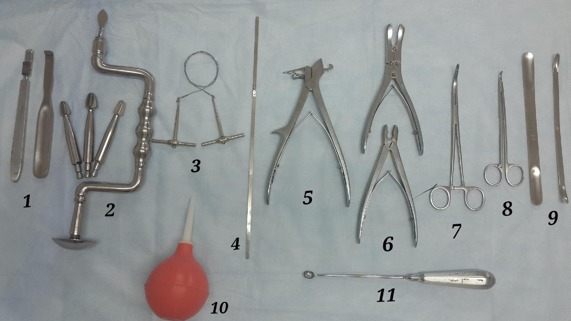 Элеватор хирургический для трепанации wv транспортер в калининграде