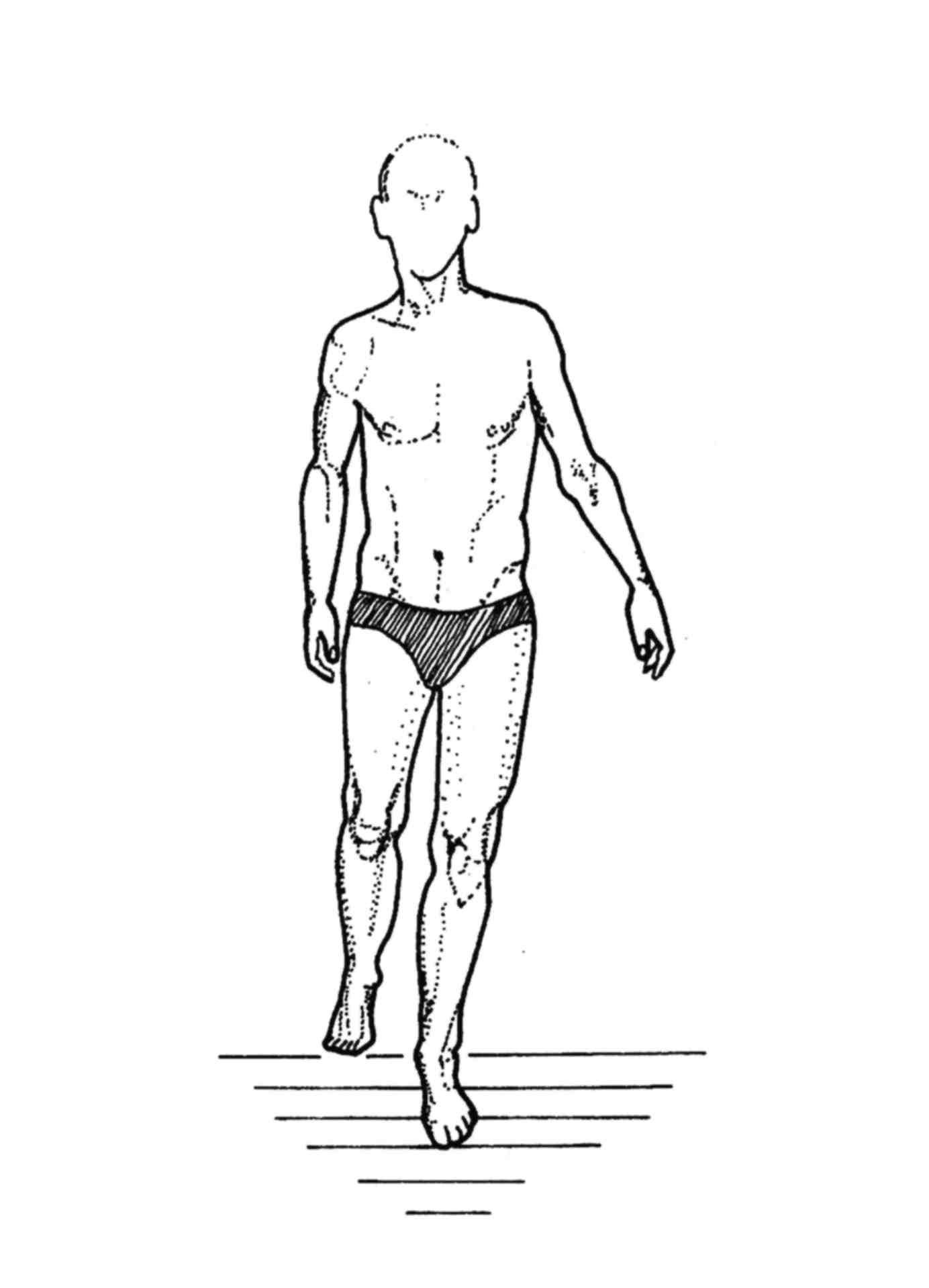 Активное сгибание в голеностопном суставе в норме составляет анатолий остапенко лопух спасает суставы
