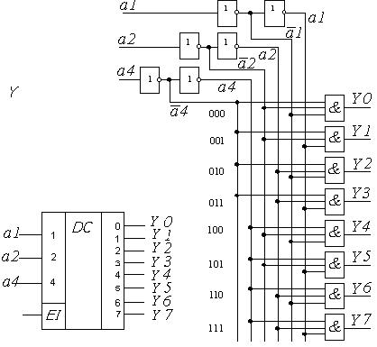 дешифратор дксв-1-дч схема электрическая лучших