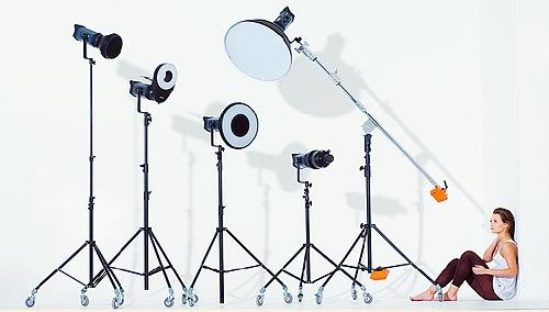 осветительные приборы для фотосъемки попутчиков