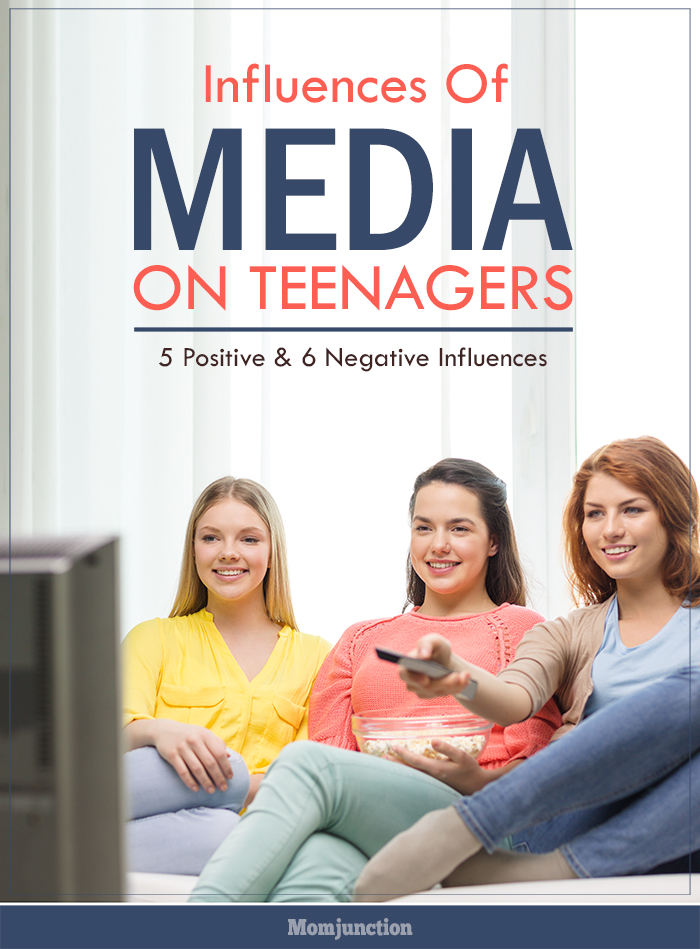 "an analysis of the media negatively influencing todays teenagers A few weeks ago i taught a parent seminar called ""social media 101"" in that seminar i talked about the impact of social media on teens most teenagers in the world today don't remember a time when there wasn't some form of social media."