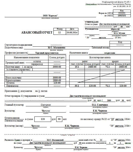 Бухгалтерские документы ооо оказание бухгалтерских услуг в нижнем новгороде