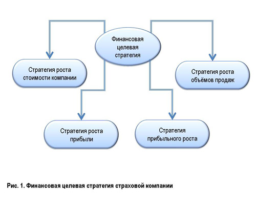 Стратегия развития страховой компании