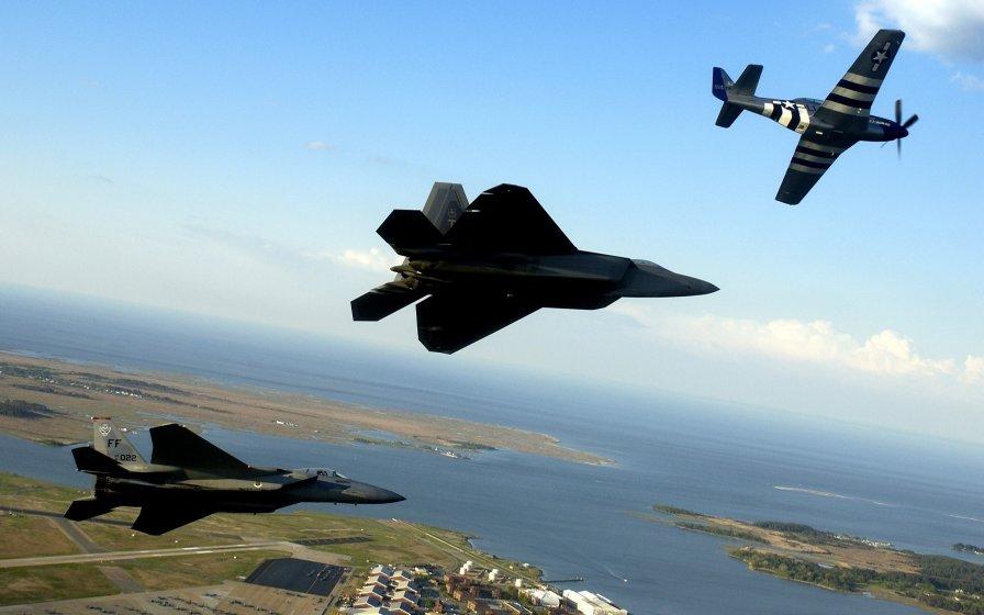 Фото Модель Літака Бойового