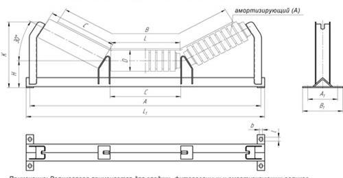 1л100у конвейер вертикальный ленточный элеватор
