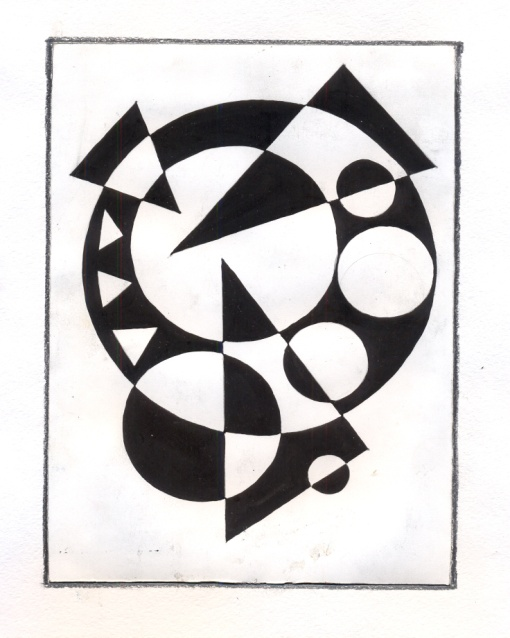 Асимметрия графика картинки