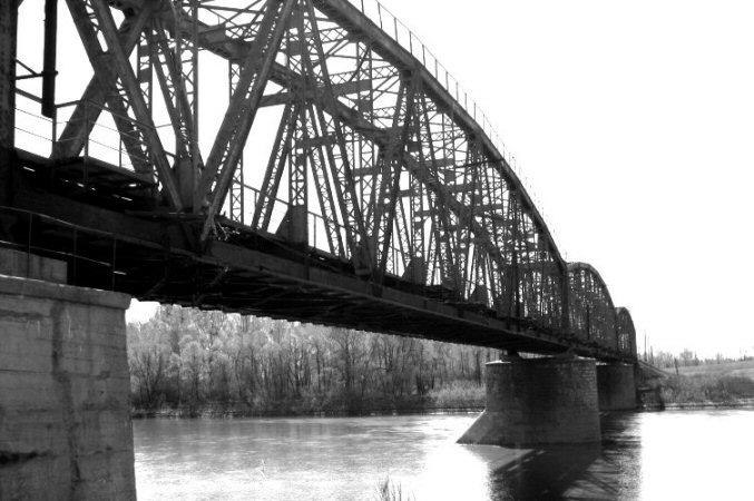 фото мостов через реку чумыш что первый ребенок