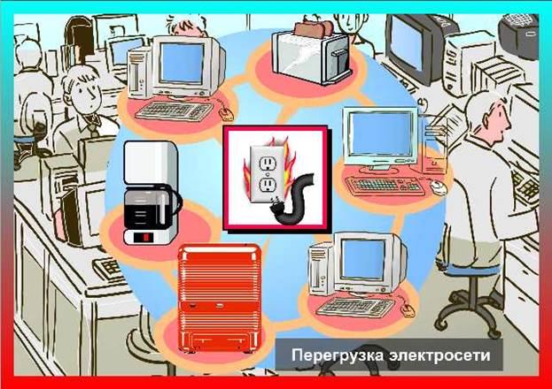 Световая и звуковая сигнализация охрана труда