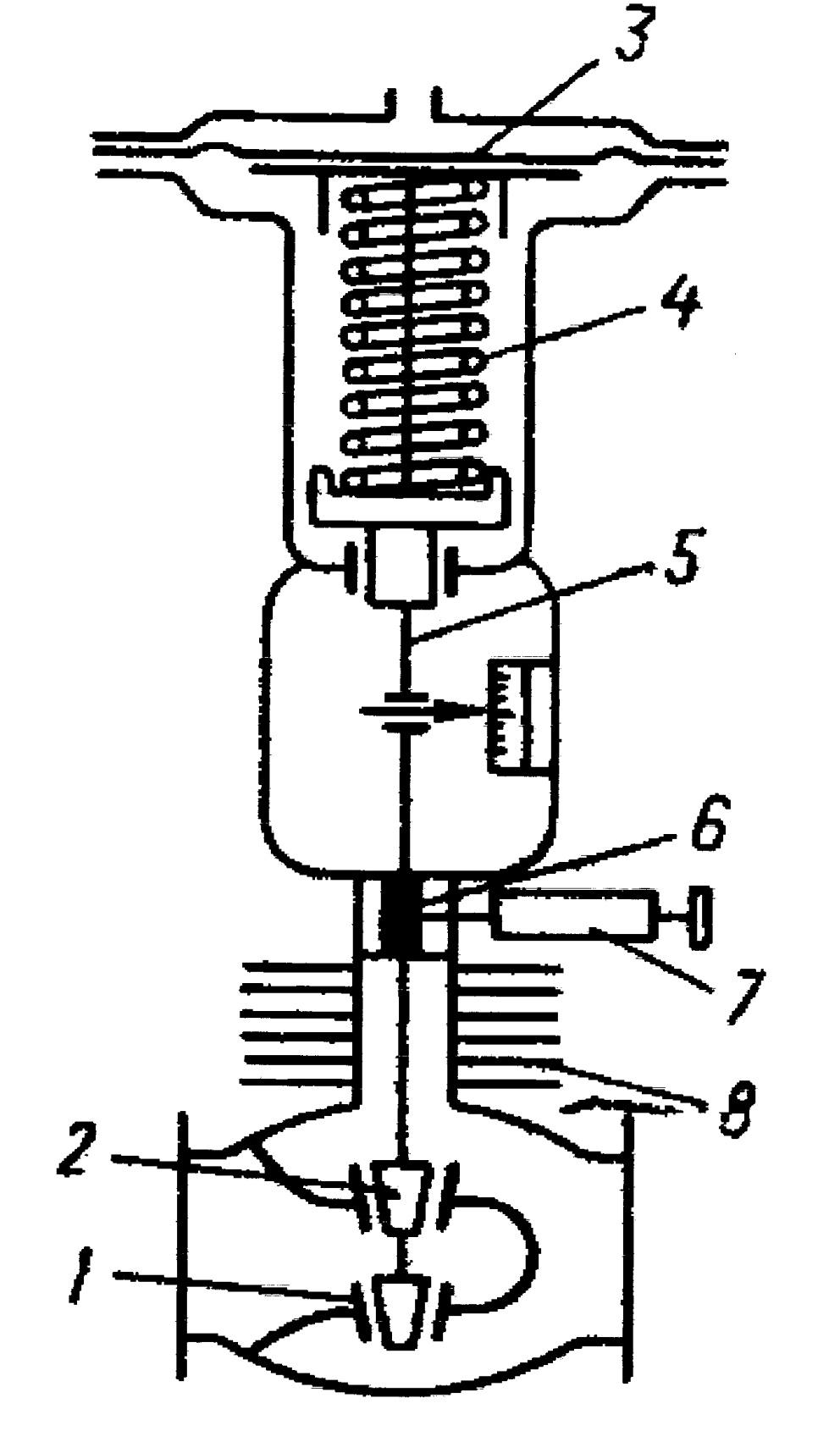 Клапан ВЗ - 1 - 80 - Э