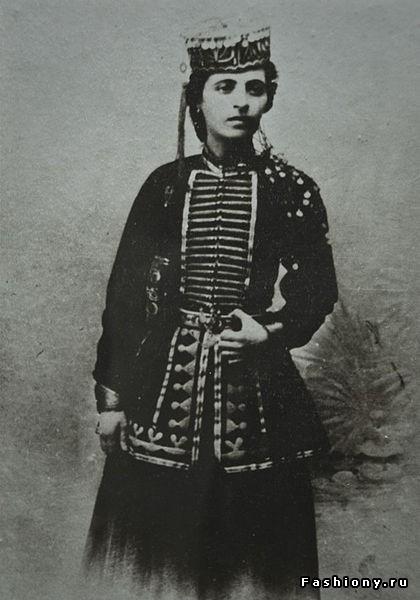 Адыгейские национальные костюмы