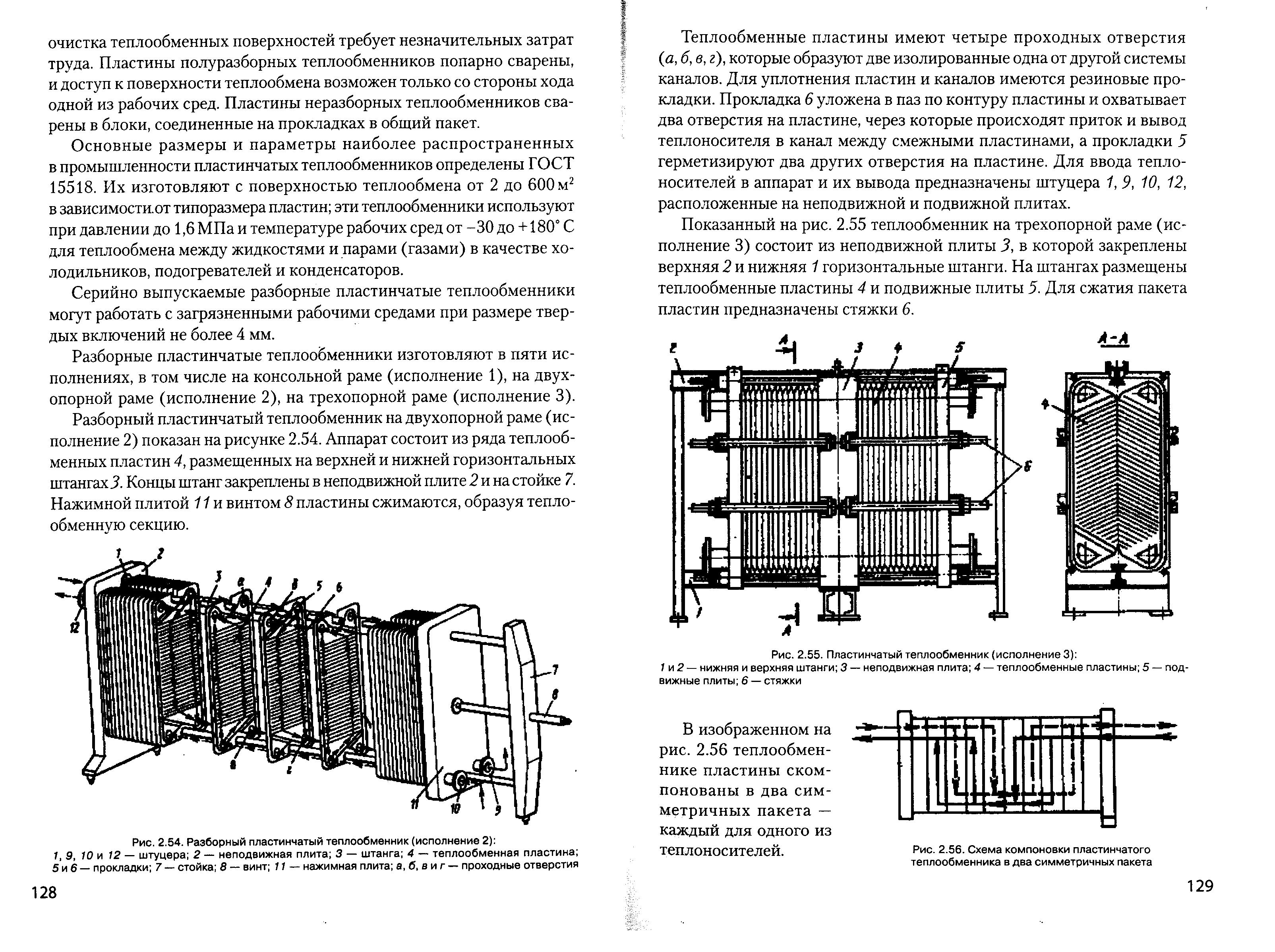 Определение поверхности теплообменника Кожухотрубный испаритель WTK TBE 265 Ижевск