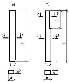 Колонна железобетонная прямоугольного сечения ивантеевка плиты дорожные бу