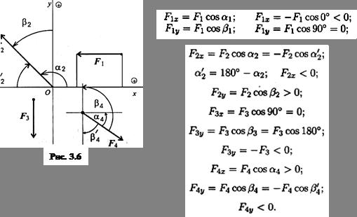 Решение задач определить равнодействующую плоскую систему техническая механика решить задачу онлайн