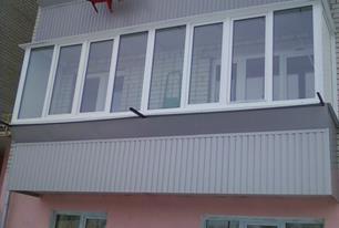 Картинки по запросу балкон 6 метров фото