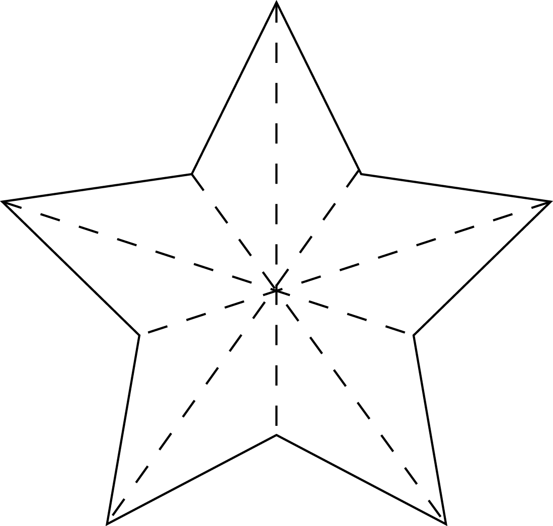 Дню снятию, как сделать звезду для открытки к 9 мая