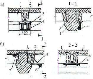 Варианты усиления железобетонных железобетонные и металлические колонны