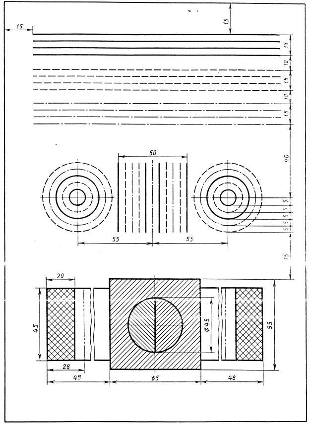 Скачать гост 2. 303-68 единая система конструкторской документации.