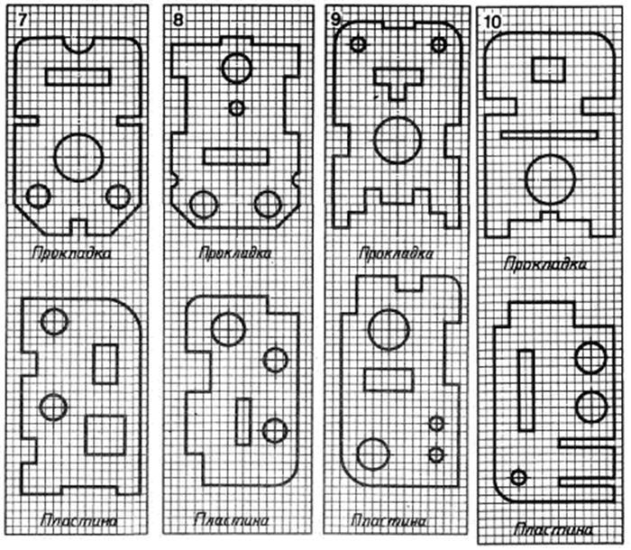 Инженерной 4 решебник задач по работа графике графическая миронова сборник