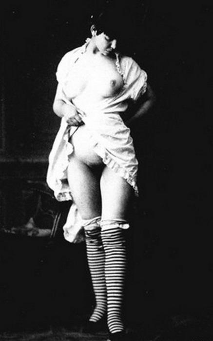 Проститутка викторианская